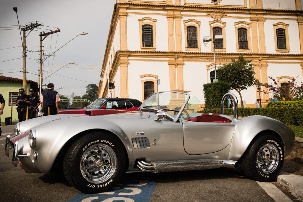 """Shelby Cobra"" — 13º Show de Autos Antiguos en Santana de Parnaíba, Brasil, 2014"