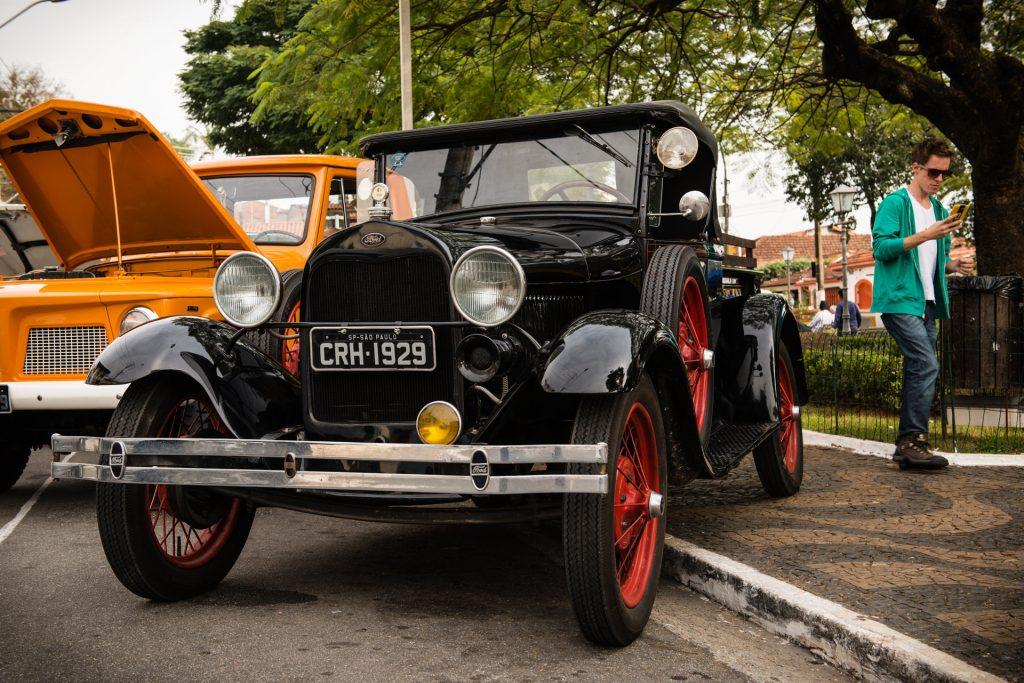 """""""Ford 1929"""" — 13º Show de Autos Antiguos en Santana de Parnaíba, Brasil, 2014"""