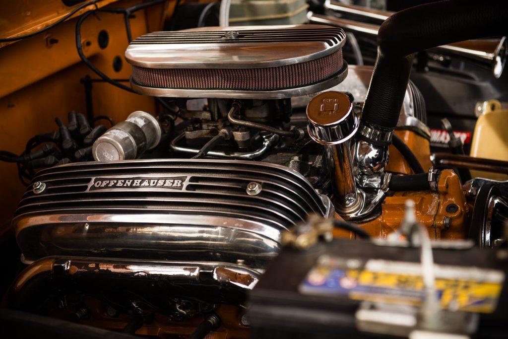 """""""Motor Offenhauser"""" — 13º Show de Autos Antiguos en Santana de Parnaíba, Brasil, 2014"""