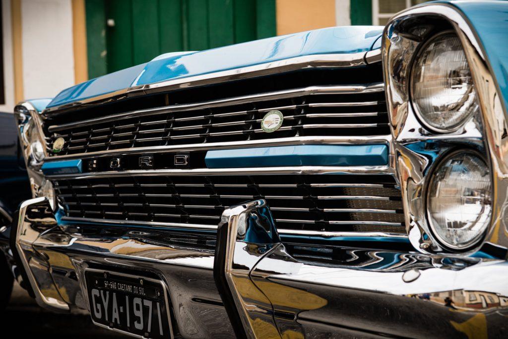 """""""Ford Galaxie"""" — 13º Show de Autos Antiguos en Santana de Parnaíba, Brasil, 2014"""