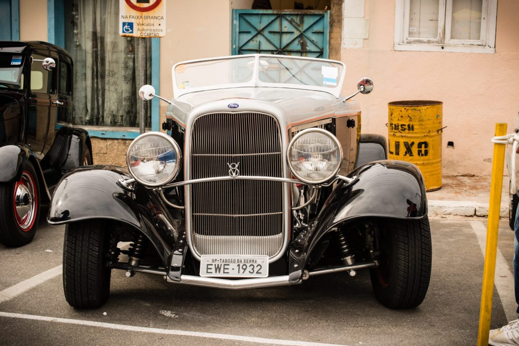 """""""Ford 1932 Hot Rod"""" — 13º Show de Autos Antiguos en Santana de Parnaíba, Brasil, 2014"""