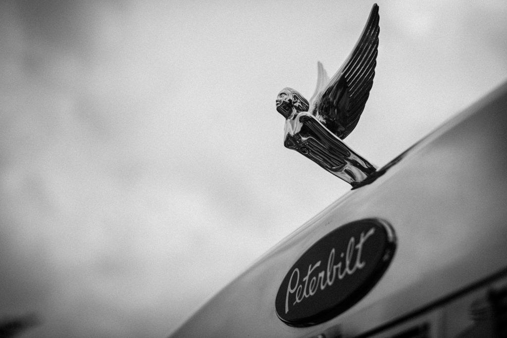 """Peterbilt Truck"" — 13º Show de Autos Antiguos en Santana de Parnaíba, Brasil, 2014"