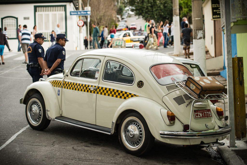 Volskwagen en el 13º Show de Autos Antiguos en Santana de Parnaíba, Brasil, 2014
